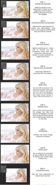 Photographers always ask me how I create such bright and airy edits without losing all the important details. Here's a quick step by step on how to achieve this kind of look using some very simple steps.