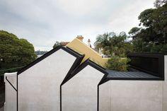 Skylight House (Alterations + Addition) | Sydney, Australia | Chenchow Little Architects | photo © John Gollings