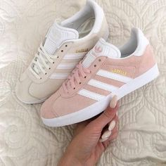 Womens Adidas Gazelle LifeStyle Shoes Pink | not only fashion but also amazing price, Get it now!