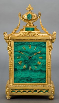 Find out with our FREE auction evaluation or view our current and previously auctioned artwork at Heritage Auctions. Antique Desk, Antique Clocks, Mantle Clock, Desk Clock, Carriage Clocks, Old Clocks, Time Clock, Bronze, Objet D'art