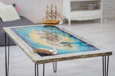 Made to order Epoxy resin table, Coffee table,Table top, Wall Art, Epoxy Resin table, Resin art,Modern Art