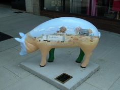 # 08 of the 2004 Pigs in the City II, of Lexington, NC.