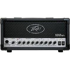 6505+ MH Micro 20W Tube Guitar Amp Head | Musician's Friend
