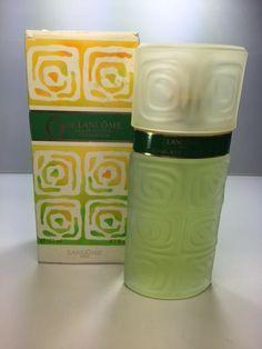 O de Lancôme Lancôme Eau de toilette 125 ml. Top Perfumes, Best Fragrances, Vintage Perfume, Ceramic Pottery, 1990s, Perfume Bottles, Mugs, Tableware, Lectures