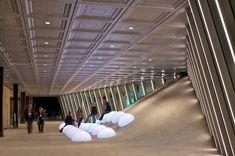 Gallery - Milstein Hall at Cornell University / OMA - 17