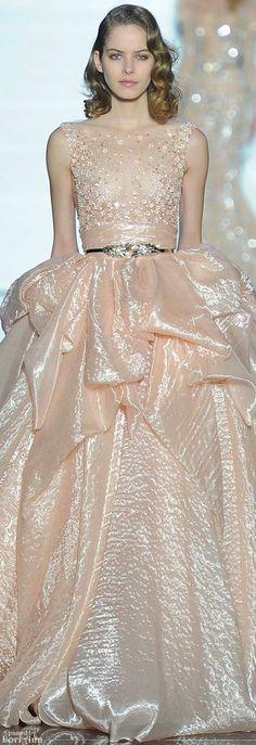 #ZuhairMurad #Couture Spring 2015