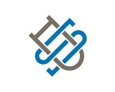 interlocking logo