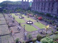 A Little gift from the Spaniards to the Philippine History, INTRAMUROS. #landmarks #sites #architecture #historical
