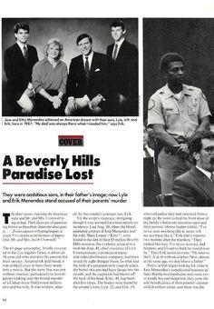 Lyle & Erik Menendez | Photos 1 | Murderpedia, the encyclopedia of murderers