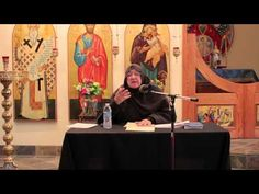Prayer in the Heart in a World of Distractions - Mother Victoria - YouTube