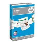 HP PAPEL LASERJET A4 (500H) 90 GRAMOS 2.81 PESO X PAGINA. Papel con calidad de impresión y fiabilidad superiores. Blancura extra para texto nítido y contraste alto en gráficos en color. Excelente opacidad para impresiones a doble cara. Para impresoras láser y fotocopiadoras en B/N y color.