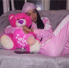 Black Girl Aesthetic, Aesthetic Fashion, Aesthetic Photo, Soft Ghetto, Polaroid, Gangster Girl, Black Barbie, Everything Pink, Pink Fashion