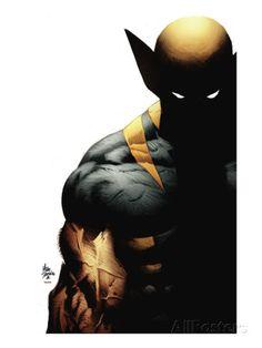 Wolverine: Origins No.28 Cover: Wolverine Pôsters por Mike Deodato Jr. na AllPosters.com.br
