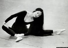 Yoko Ichino, circa 1982, as a first soloist with the National Ballet of Canada. She rehearsed up to six hours each day. (Photo by Boris Spremo/Toronto Star via Getty Images)