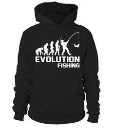 EVOLUTION FISHING 2  #gift #idea #shirt #image #funny #job #new #best #top #hot