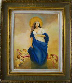 Nossa Senhora da Conceição.