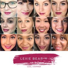 LipSense in Lexie Beary Message me via my Facebook Page at www.facebook.com/Kimms-Beauty-Buzz-393917160958048/ to get yours
