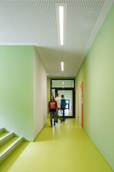 Gallery of District School in Bergedorf / blauraum Architekten - 2