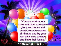 We are all special and unique!! Praising Almighty Jehovah GOD for this!!