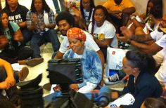 Students Have Taken Over Florida Governor's Office Demanding Justice For Trayvon - COLORLINES