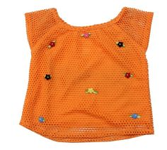 Romano Girls Orange Top ** Check out this great product.