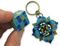 Amy Koranek on Polymer Clay Daily link leads to a tutorial video