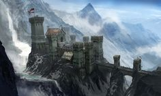 Take A Look At Dragon Age III's Concept Art - News - www.GameInformer.com This game is sounding epic!