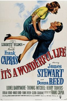 It's a Wonderful Life Movie Poster for $3.48