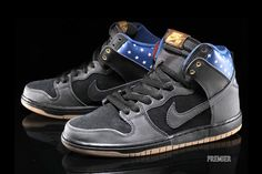 new styles 3b77a 6fd57 Nike SB Dunk Hi Premium (Independence Day) - Sneaker Freaker. Nike Free RunsRunning  Shoes ...