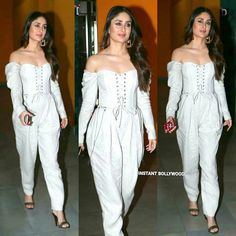Kareena k khan for Veere di wedding promotion Bollywood Stars, Bollywood Fashion, Bollywood Actress, Kareena Kapoor Saree, Veere Di Wedding, Frock For Women, Sweet 16 Dresses, Celebrity Outfits, Indian Designer Wear