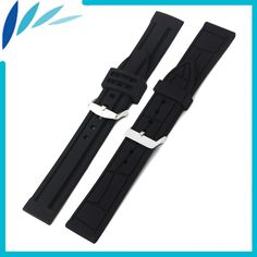 >> Click to Buy << Silicone Rubber Watch Band 22mm for Amazfit Huami Xiaomi Smart Watchband Strap Wrist Loop Belt Bracelet Black Men Women + Tool #Affiliate