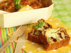 Cake+aux+tomates+séchées,+à+la+fêta+et+au+basilic