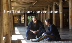 Movie Quotes and Dialogues: The Last Samurai Movie Quotes