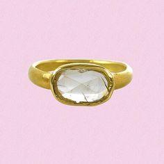 ♛ pippa small diamond slice
