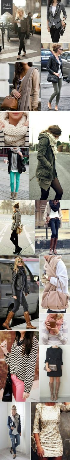 Fall and winter fashion collection... to see more click on picture