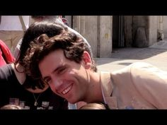 VIDEO Singer Mika very chatty with his fans at Europe 1 in Paris 2014
