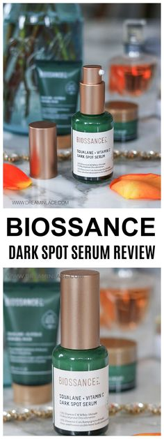 With a fully clean and cruelty-free formula, the Biossance Dark Spot Serum aims to naturally target hyperpigmentation. Does it get the job done? #cleanbeauty #skincare #cleanskincare #veganskincare Eyes Lips Face, Best Oils, Anti Aging Tips, Skin Care Regimen, Clean Beauty, Dark Spots, Good Skin, Cruelty Free, Serum