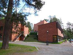 Säynätsalo Town Hall | Alvar Aalto