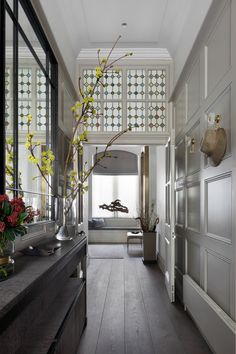 Kensington House by Janine Stone & Co