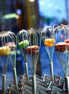 I will do this for a party someday...I just need to start buying whisks at Goodwills and Salvation Army stores.