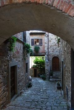 Montefioralle Italy - A MUST for Italy 2012 trip!!!