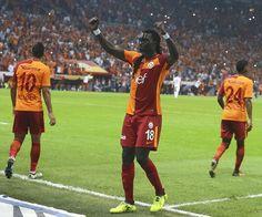 Galatasaray'ın Marsilya'dan kadrosuna kattığı Bafetimbi Gomis, Süper Lig'in 5. haftasındaki Kasımpaşa karşılaşmasını da boş geçmedi.