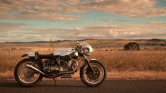 A profile of Australia's most renowned custom motorcycle builder, Matt Machine. Starring one of the best Moto Guzzi Le Mans customs ever built.