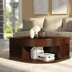 Red Barrel Studio Weidler Double Lift Top Coffee Table with Tray Top Red Barrel Studio Lift Top Coffee Table, Cool Coffee Tables, End Tables With Storage, Coffee Table With Storage, Buying A Condo, Reclining Sectional, Sofa, Fashion Room, High Fashion
