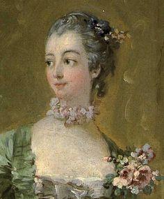 portraits madame de pompadour - Recherche Google