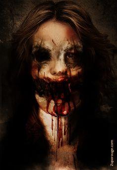 Sfx Makeup, Face Art, Halloween Face Makeup, Artwork, Work Of Art, Makeup Art
