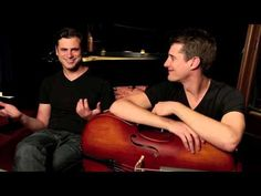 2CELLOS - Funniest moments 2 - YouTube