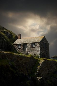 Mullion Cove, Cornwall, England