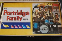 partridge family game