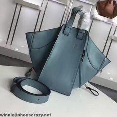 Loewe Calfskin Hammock Small Bag 2016